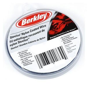 Berkley lanko mcmahon wire 9,15m -0,26mm 9,1kg