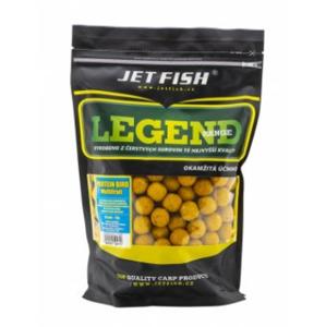 Jet fish boilie legend range protein bird multifruit-250 g - 24 mm