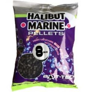 Bait-Tech Pelety Bez Dírek Halibut Marine 900 g-3 mm