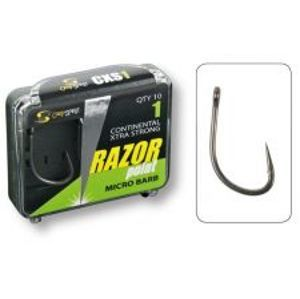 Carp Spirit Hook Continental Xtra Strong 10 ks-Velikost 8
