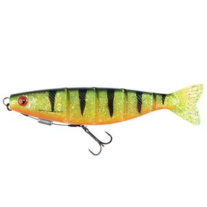 Fox rage gumová nástraha pro shad jointed loaded uv stickleback - 18 cm 52 g