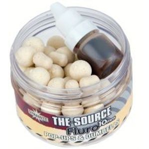 Dynamite Baits Pop-Up Fluoro The Source White-15 mm