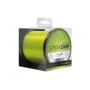 Fin Vlasec Strong Carp Fluo Žlutá 1200 m-Průměr 0,30 mm / Nosnost 16,9 lb