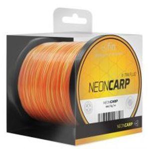 Fin Vlasec Neon Carp Žluto Oranžová 600 m-Průměr 0,32 mm / Nosnost 18,5 lb