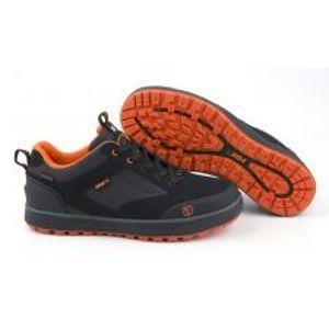 Fox Boty Black Orange Shoe-Velikost 11