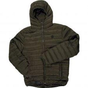 Fox Bunda Chunk Quilt Tec Jacket Olive-Velikost L