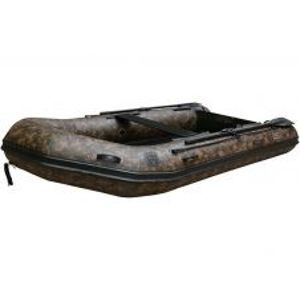 Fox Člun Inflatable Boat Air Deck Black Camo 320