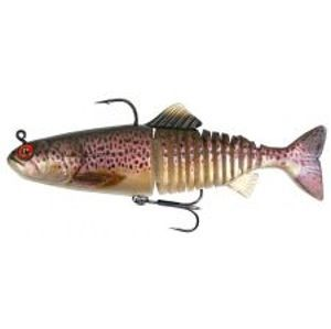 Fox Rage Gumová Nástraha Replicant Jointed Rainbow Trout-18 cm 80 g