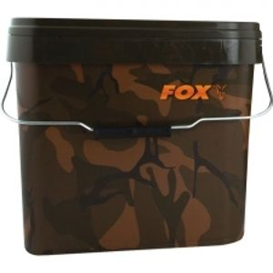 Fox Kbelík Camo Square Buckets 17 l
