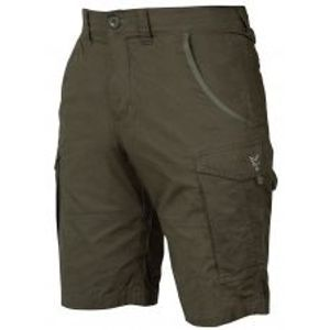 Fox Kraťasy Collection Green Silver Combat Shorts-Velikost XXL