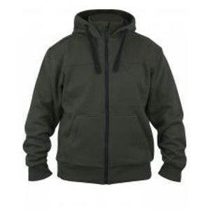 Fox Mikina S Kapucí Green Black Heavy Line Hoodie-Velikost M
