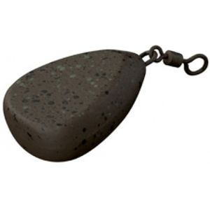 Fox olovo camotex flat pear swivel lead-85 g