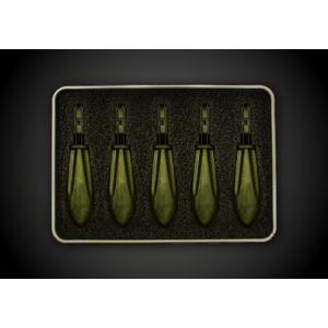 Gemini olova a.r.c system leads 128 g 5 ks weed green