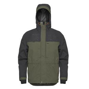 Geoff anderson bunda barbarus zeleno černá velikost xxl