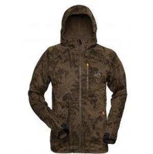 Geoff Anderson Bunda Z Mikro Fleece Hoody 3 Leaf-Velikost S