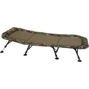 Giants fishing lehátko bedchair flat fleece camo xxl 8leg