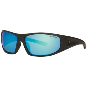 Greys polarizační brýle g1 sunglasses matt carbon/blue mirror