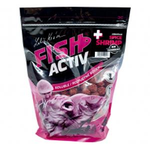 LK Baits Boilie Fish Activ Plus Spice Shrimp-1 kg