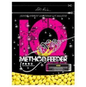 LK Baits Boilie IQ Method Feeder Fluoro 600 g 10/12 mm-exotic