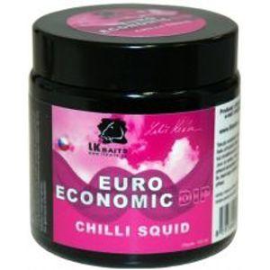 LK Baits Dip Euro Economic 100 ml-chilli squid