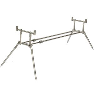 Mad stojan compact stainless steel rod pod uk-style
