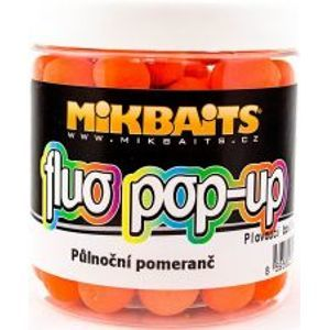 Mikbaits Plovoucí Boilie Fluo 250 ml 14 mm-Brusinka CCM