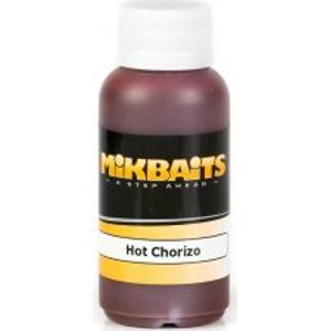 Mikbaits Tekutá Potrava Hot Chorizo-100 ml