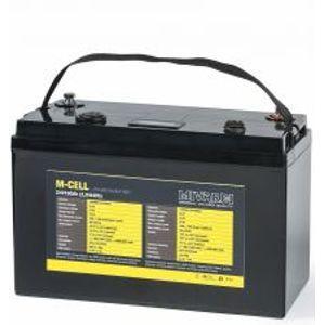 Mivardi Lithiová Baterie M-CELL 24 V 100 Ah