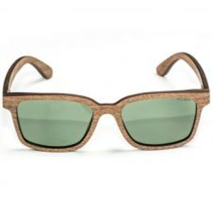 Nash Brýle Timber Sunglasses Green