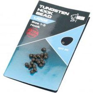 Nash Težké Zarážky na háček Tungsten Hook Beads-Small
