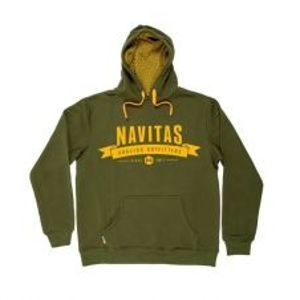 Navitas Mikina Outfitters Hoody-Velikost S