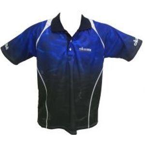 Okuma Tričko Polo Shirt S Límečkem-Velikost S