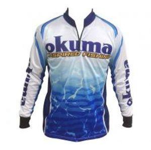 Okuma Tričko Tournament Shirt-Velikost L