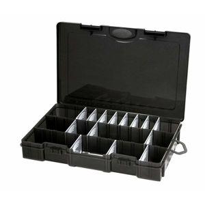 Plastilys krabička sfgr 360 black