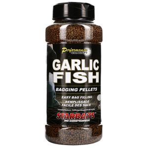 Starbaits pelety bagging 700 g - garlic fish