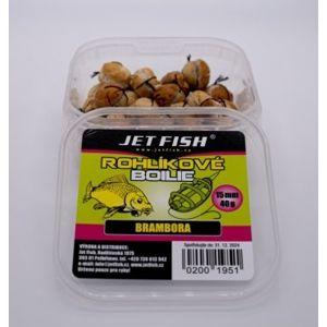 Jet fish rohlíkové boilie 40 g - kukuřice