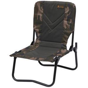 Prologic křeslo avenger bed guest camo chair