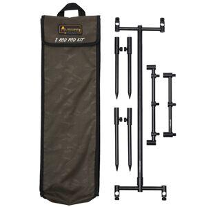 Prologic stojan avenger rod pod kits carrycase 2 rod