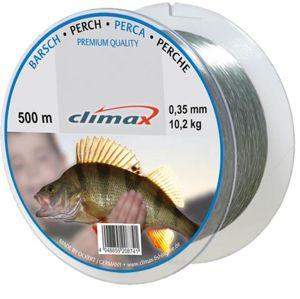 Climax vlasec species barsch okoun šedozelený 500 m-průměr 0,20 mm / nosnost 3,7 kg