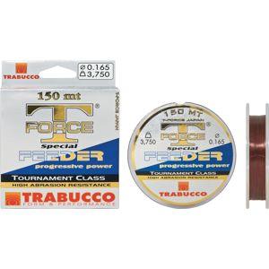 Trabucco vlasec t-force special feeder hnědý 150 m-průměr 0,205 mm / nosnost 5,50 kg
