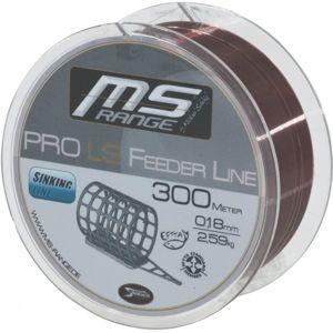 Saenger vlasec pro ls feeder 300 m-průměr 0,30mm / nosnost 7,01kg