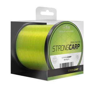 Fin vlasec strong carp fluo žlutá 5000 m-průměr 0,32 mm / nosnost 19,4 lbs