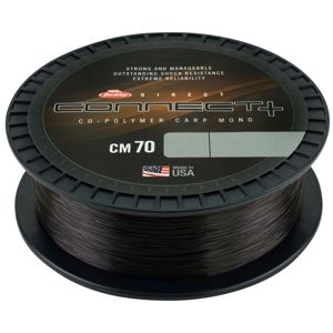 Berkley vlasec connect cm70 muddy brown 1000 m-průměr 0,45 mm / nosnost 14,55 kg