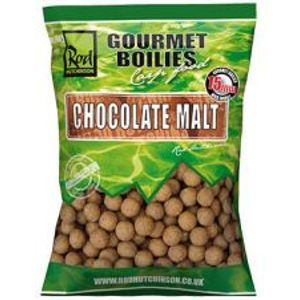 Rod Hutchinson Boilies Chocolate Malt With Regular Sense Appeal-1 kg 20 mm