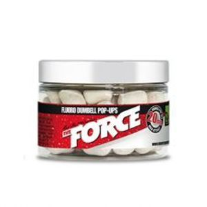 Rod Hutchinson The Force Fluoro Dumbell Pop Ups-15 mm