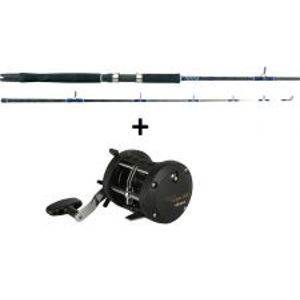 Ron Thompson Prut Hard Core II Boat 2,1 m 20-30 lb + Multiplikátor Zdarma
