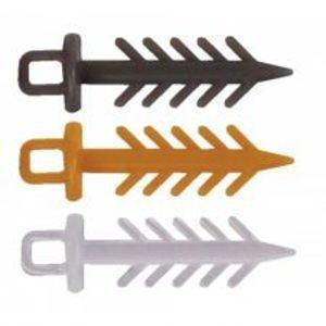 Saenger MS Range Zarážky Pin Up 60 ks-Oranžová