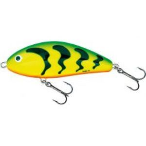 Salmo Wobler Fatso Floating Green Tiger-10 cm 48 g