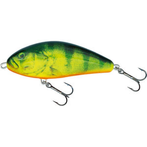 Salmo wobler fatso sinking real hot perch 10 cm 52 g