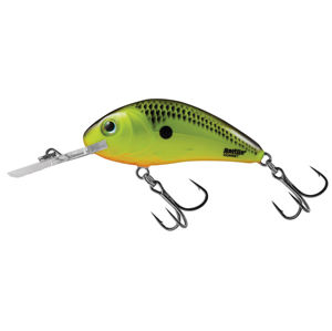 Salmo wobler rattlin hornet floating chartreuse shad - 6,5 cm 20 g